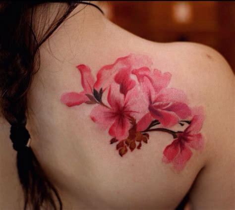 flores by chen jie tatuajes para
