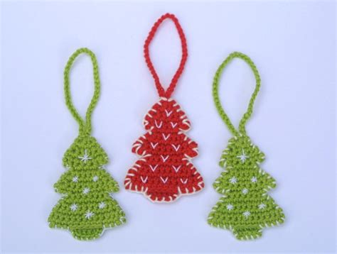 28 christmas crochet ornament patterns crochet