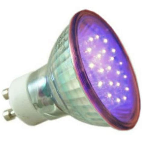 Led Black Light Bulbs Dl 9021uv 21 Led Uv Led Gu10