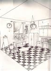 Perspective Drawing Of Bedroom 68 Best Images About Two Point Perspective On Pinterest