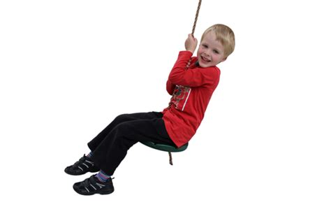 2 person flying saucer swing disc swing with rope ultimate playgrounds limited