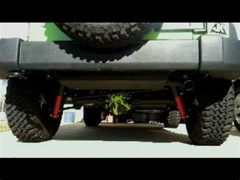 jeep stock exhaust 2012 jeep jk stock exhaust modification
