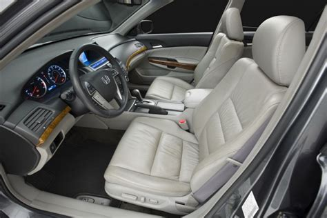 Car Interior Improvements by Cracked Honda Accord Facelift Coming Next Month