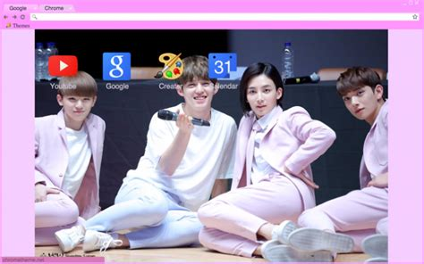 kpop theme makers seventeen woozi s coups jeonghan joshua chrome theme