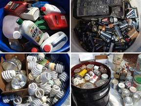 Hazardous Waste Uab Occupational Health Safety 2015 Household