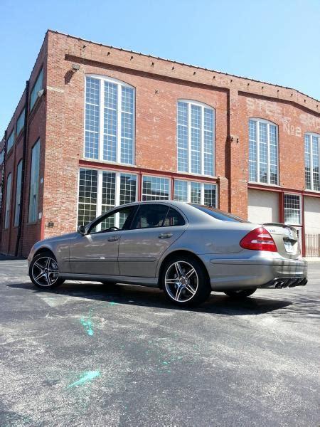 Mercedes St Louis Mo by 2005 E55 Amg Sedan Peuter 110k 15 995 St