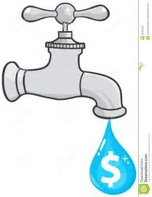 When To Drip Faucets Water Faucet With Dollar Dripping Stock Image Image