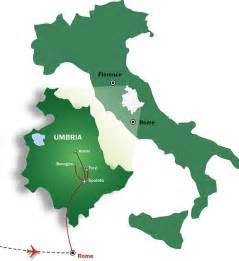 Umbria Italy Map by Umbria Italy Map Images