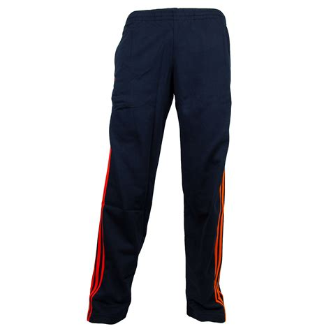 Jogger 34 Adidas Dryfit mens adidas fleece jog pant climalite open hem joggers bottoms new ebay