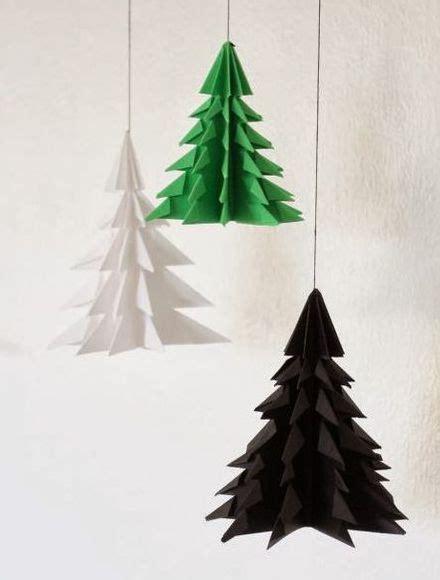 folding a fir tree the weekly craft fold a fir