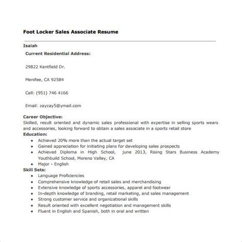 Resume Samples For Sales Associate – Retail Sales Associate Resume Sample & Writing Guide   RG