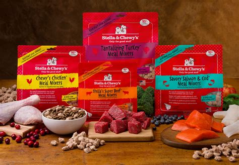 stella and chewy food stella chewy s meal mixers pet nutrition