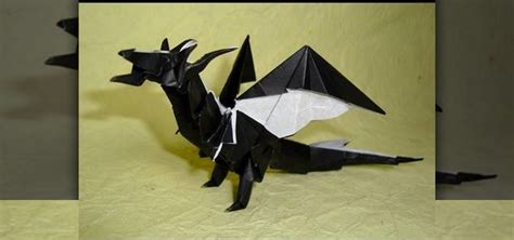 Advanced Origami - how to fold a advanced origami fiery 171 origami