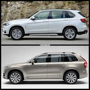 which is better bmw x5 or volvo xc90