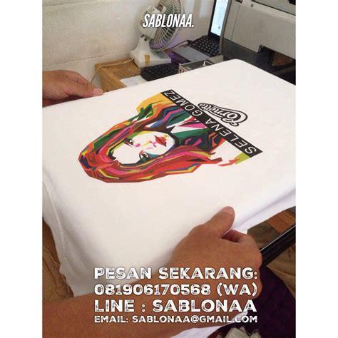 Jasa Sablon Murah Tangerang mencari jasa sablon dtg manual satuan lusinan di