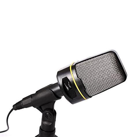 Mic Microphone Condenser Studio Proffesional 2 roomzoom audio professional condenser microphone mic
