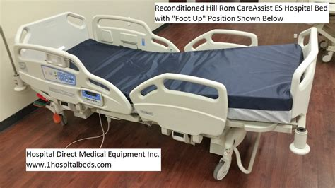hospital bed for sale hill rom careassist hospital bed hospital beds