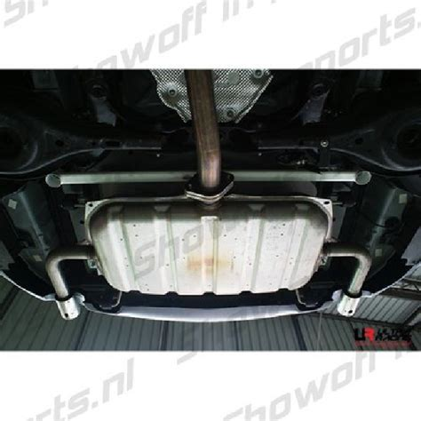 Strutbar Mazda 2 Rear Lower 2points tuning mazda mazda 3 13 bm