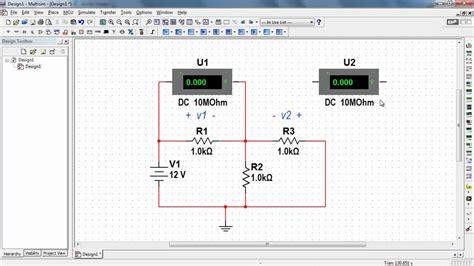 multisim variable resistor variable resistor symbol in multisim 28 images ecen 1400 intro to digital analog electronics