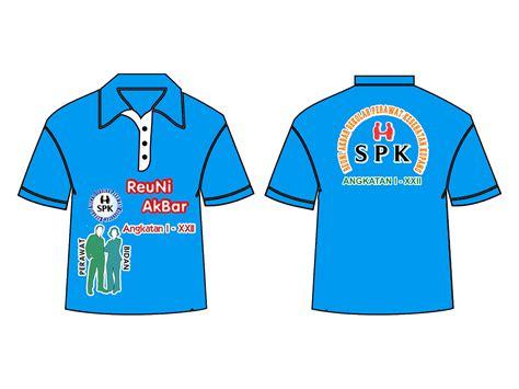 desain baju kaos angkatan reuni spk kupang semua angkatan desain baju reuni akbar