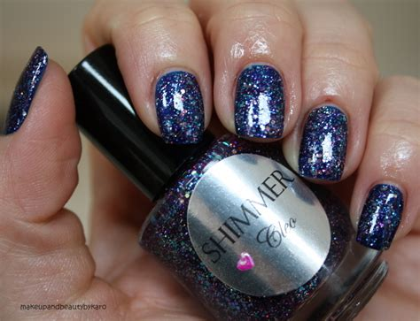 Swatch Cleo shimmer cleo swatch by karo nailpolis museum of nail