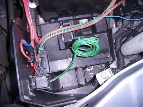 vectra c fog light wiring diagram 2000 jeep fog