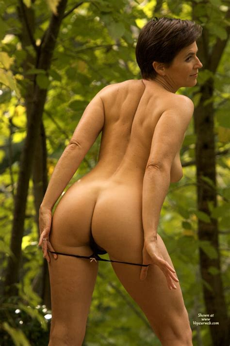 Hot Mature Woman In Woods May Voyeur Web Hall Of