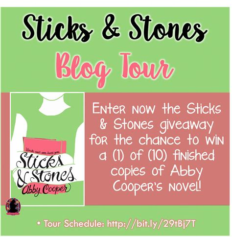 Amazon Giveaway Rules - giveaway review of sticks stones by acoops fiercereads via the ffbc
