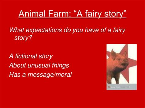 animal farm powerpoint intro ppt introduction to george orwell s animal farm powerpoint presentation id 1709870