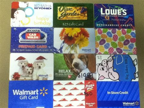 Turn In Your Gift Cards For Cash - ways to turn gift cards into cash or trade for better cards
