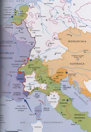 austriaca in italia venezia e le sue lagune le dominazioni francese e austriaca