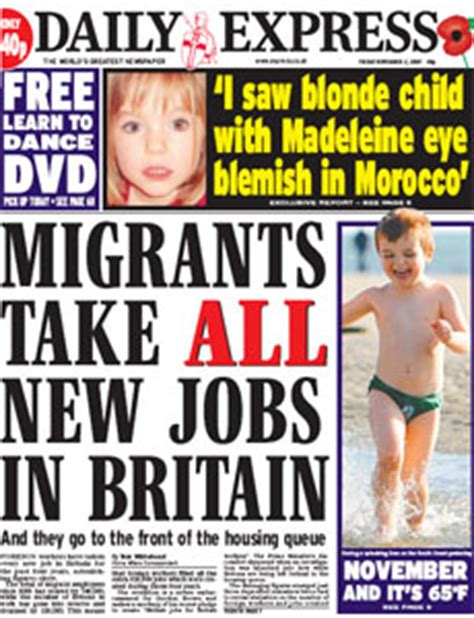 perm ads com immigration advertising daily news new york what about immigration maryport against racism