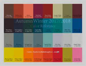 color trends aw2017 2018 trend forecasting on behance