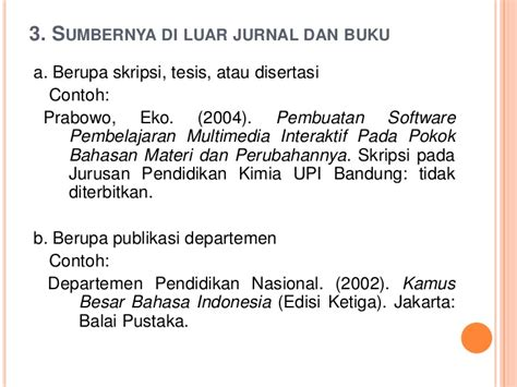 penulisan daftar pustaka farmakope indonesia penulisan daftar pustaka