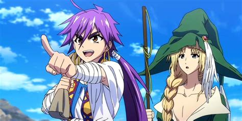 adventure of sinbad 18 new summer anime worth ign