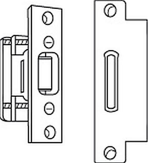 rockwood templates rockwood 591t roller latch with strike with torx