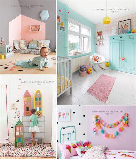 decoracion habitacion infantil resultado de imagen para ideas para decorar dormitorios