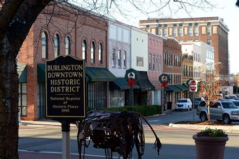 downtown barber burlington nc a tale of three downtowns news the times news