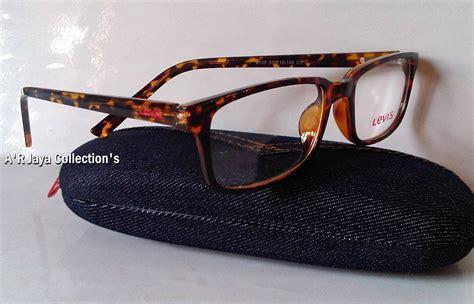 Harga Frame Levis jual frame kacamata optik merk levi s brown tortoise