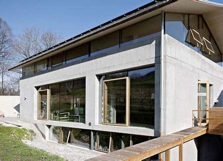 bad kohlgrub ferienwohnung alexy einfamilienhaus aus isolationsbeton beton org