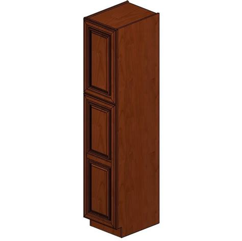 maple kitchen pantry cabinet wp1884 brindleton maple wall pantry tall cabinets