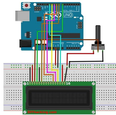 tutorial arduino display lcd arduino lcd tutorial a must have for arduino projects