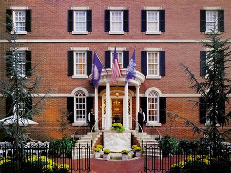 morrison house alexandria virginia united states hotel review conde nast traveler