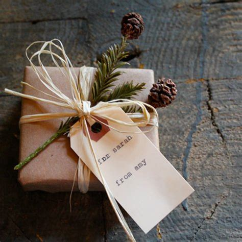 made with love quick gift wrapping ideas design sponge