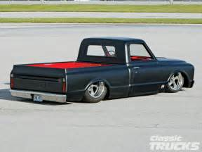 1967 chevy c10 rear side