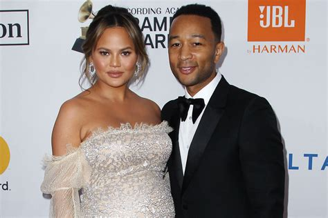Jess To Be Johns Grammy Date by Chrissy Teigen S Post Grammys Date With Legend