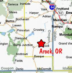 arock school district in malheur county oregon