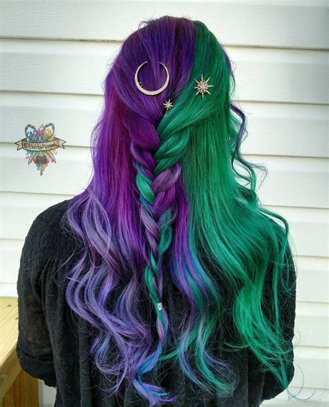 blue green hair color best 25 green hair dye ideas on green hair