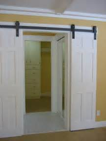 advantages of barn door hardware door styles