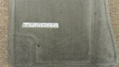 purchase 2005 toyota tundra oem floor mats motorcycle in